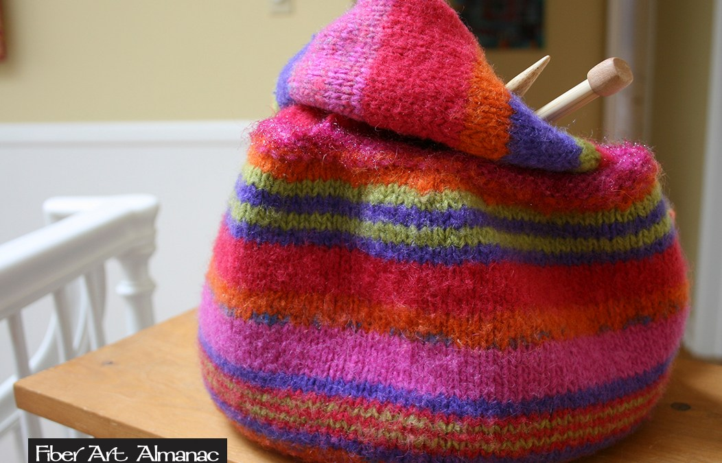 Ragga Eiriksdottir shapes contemporary Icelandic knitting