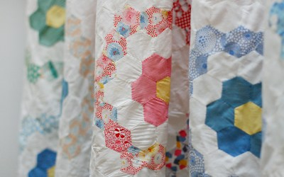 Fiber Art Almanac: The Quilt Maker's Story