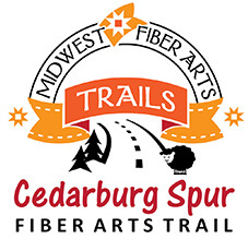 Announcing the Cedarburg Spur Fiber Arts Trail!