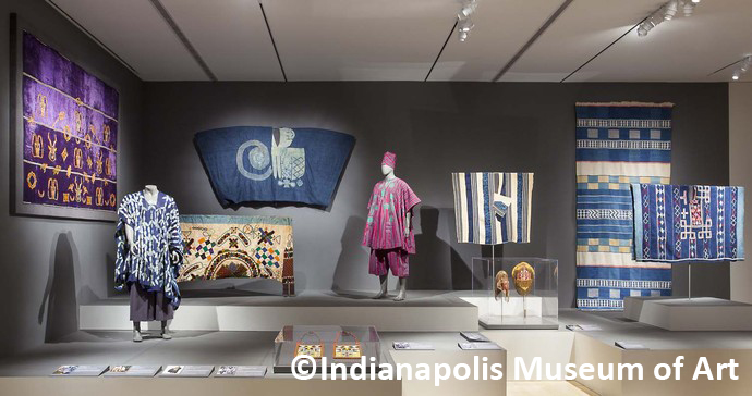 Midwest Wearable Art Exhibits