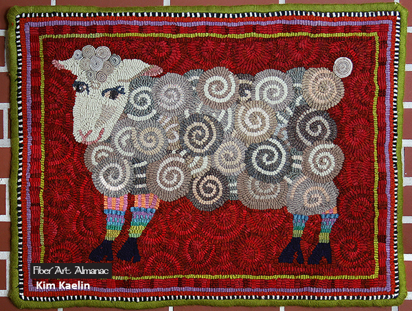 Rug hooking: an American craft