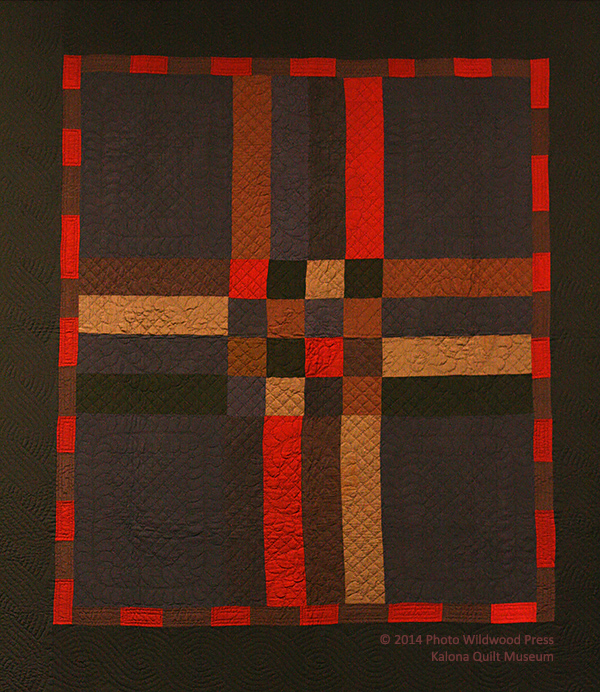 Summer Road Trip Option #2a: Quilts at the Kalona Quilt and Textile Museum
