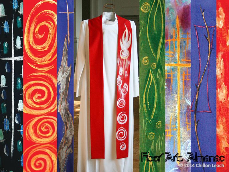 Chillon Leach: her calling as an Artist and Art Servant for her Church