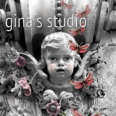 Gina Studelska Mixed Media and Fiber Art