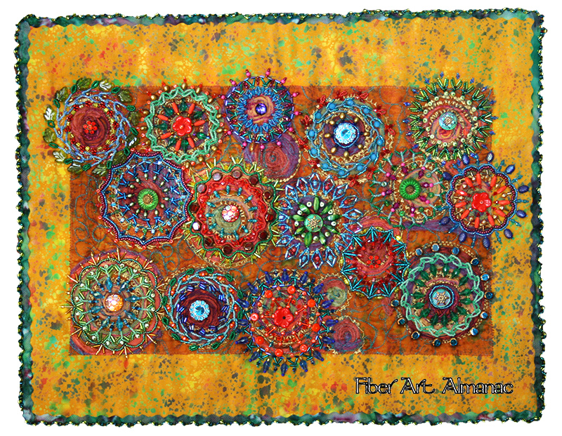 Arts And Elements : Bead physics using elements of art and principles design in