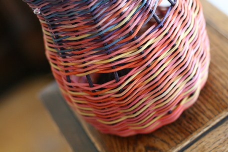 Eve Sumsky, Basket weaver