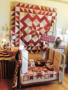 The Old Creamery Quilt Shop
