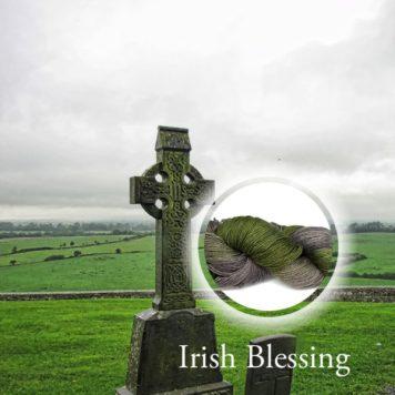 Irish Blessing -- Alainn Yarns