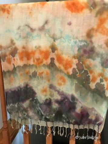 Julie Pietras Woven Silk