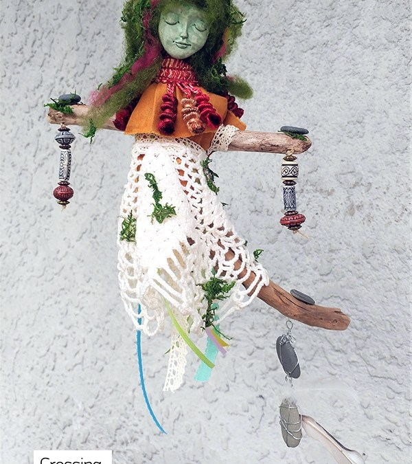Make a Spirit Doll at Crossing Art Alliance