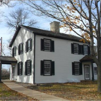 Indian Agency House - Portage, WI
