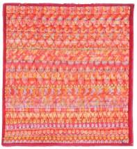 Batik on cotton, Anne Wilder, Red Wing, Minnesota
