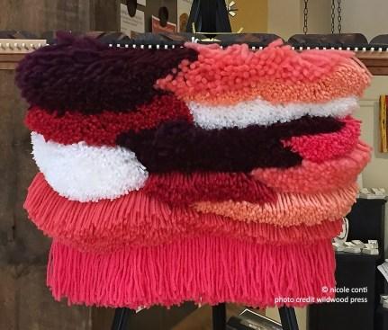 Weaving by Nicole Conti - Wisconsin