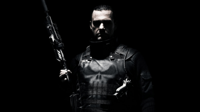 Schlock Art: Punisher War Zone