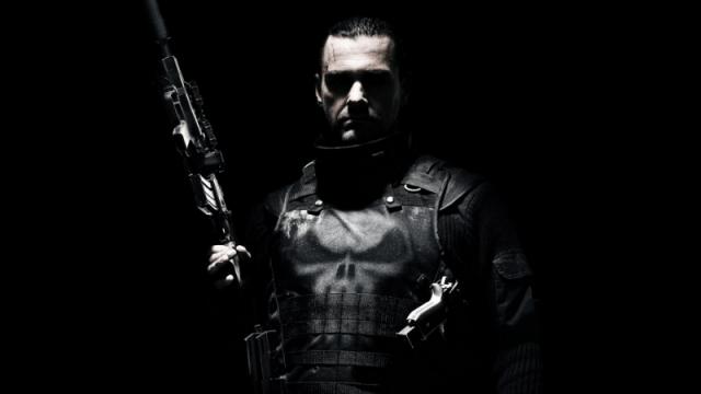 Schlock Art: Punisher War Zone
