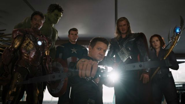 The Marvel Decade: The Avengers