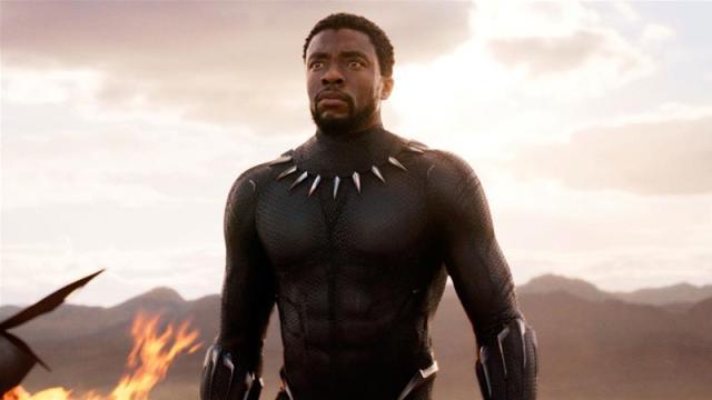 On DVD: Black Panther