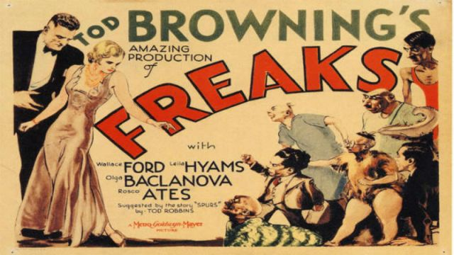 No Sleep October: Freaks (1932)