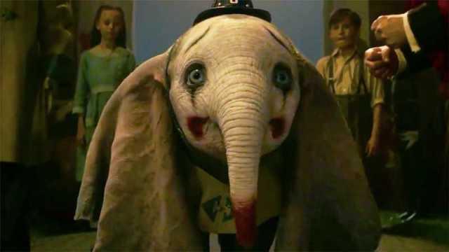 On DVD: Dumbo (2019)