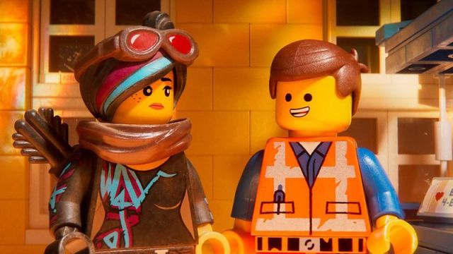 On DVD: The Lego Movie 2: The Second Part