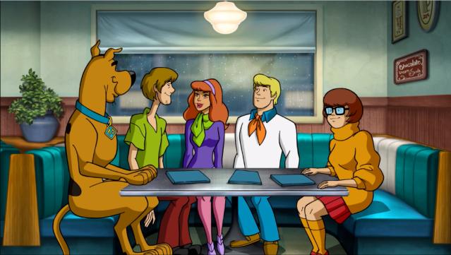 On DVD: Scooby-Doo: Return to Zombie Island