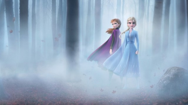 On Blu-ray: Frozen II