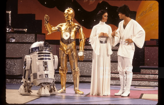 Our Star Wars: Riding to the Stars with Donny & Marie Osmond
