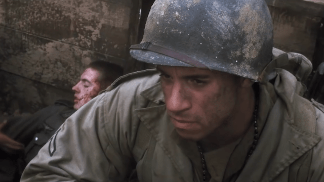 All We Do is Vin: Saving Private Ryan