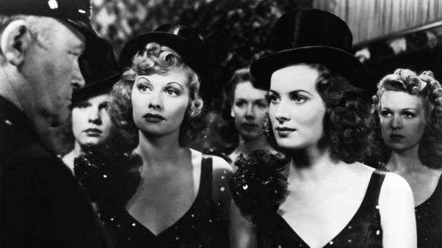 On Criterion: Dance, Girl, Dance (1940)