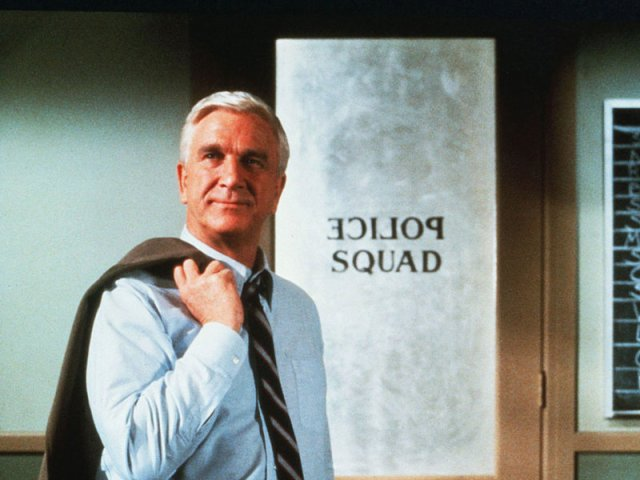 On Blu-Ray: Police Squad