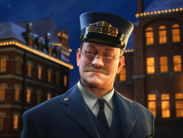 Hanks for Nothing, Tom!: The Polar Express