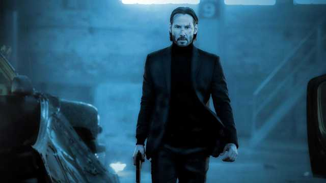 Keanu World Order: The John Wick Trilogy