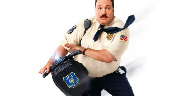 Happy Valley: Paul Blart: Mall Cop