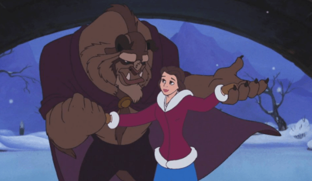 Di$ney: Beauty and the Beast: The Enchanted Christmas