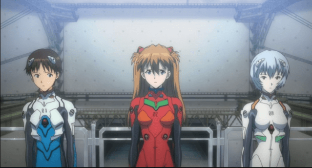 Touching a NERV: Evangelion 2.0: You Can (Not) Advance