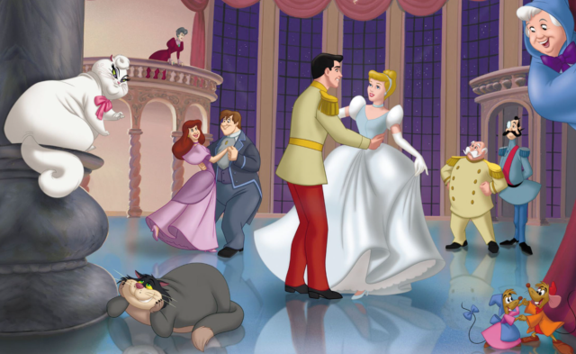 Di$ney: Cinderella II: Dreams Come True