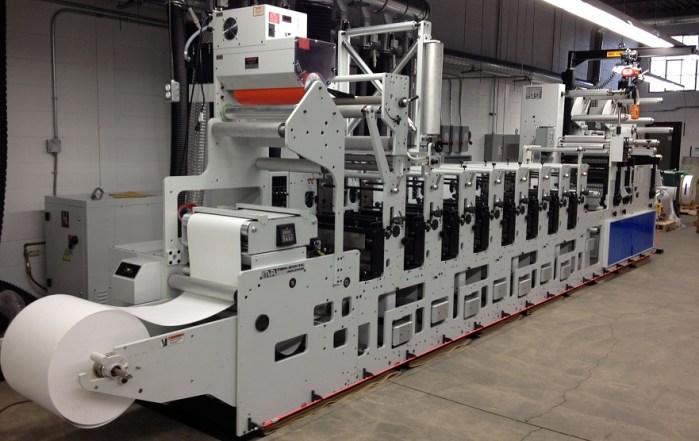 flexo printing equipment