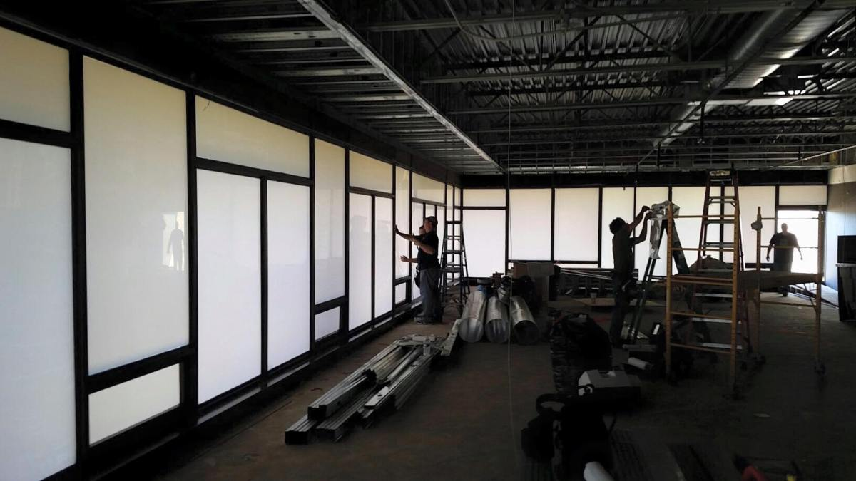 Whiteout Window Film by 3M