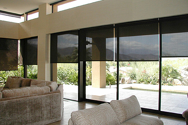 Roller Shades and Blinds Chicago