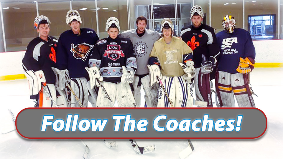 Follow The Coaches - Stay Connected