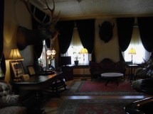 St. James Hotel Cimarron NM Haunted