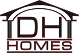 DH Homes Logo