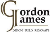 Gordon James Builders Logo