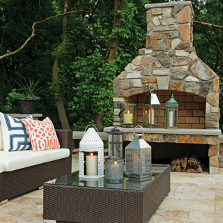Get the Look: Backyard Glow