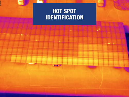 Heine Drone Inspections Aerial Infrared Thermography