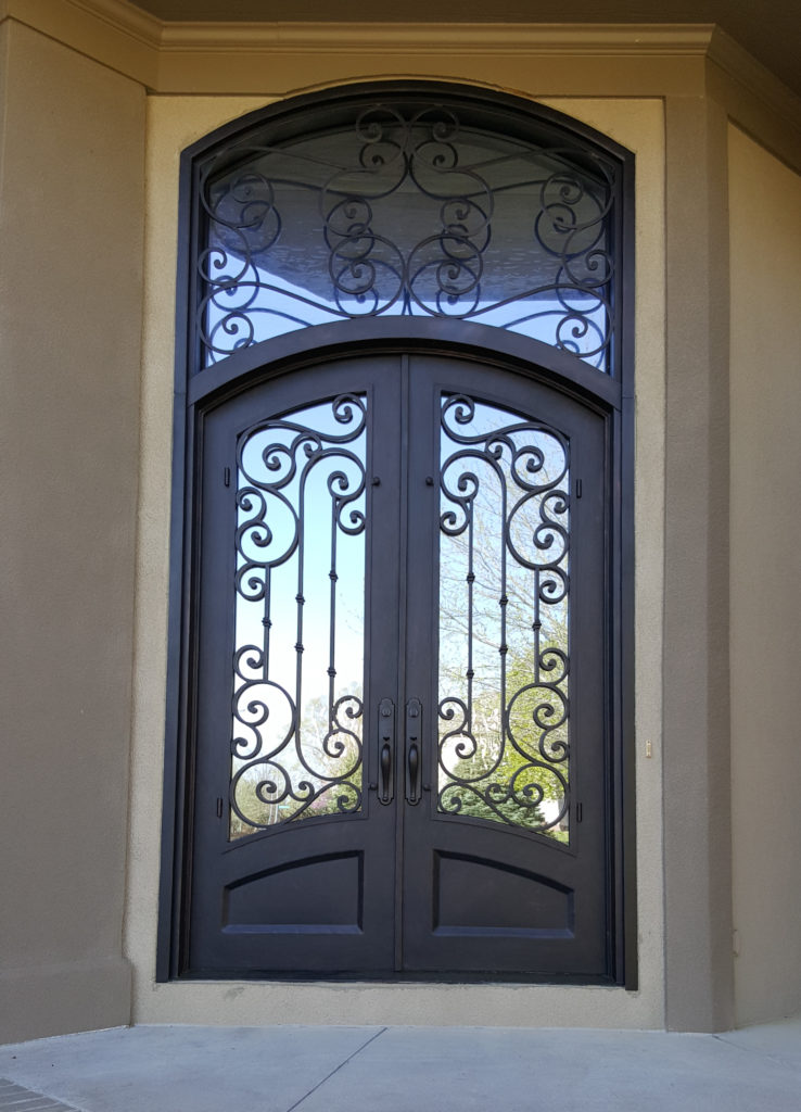 Home Midwest Iron Doors