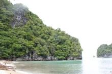 Left side of Hunongan (photo courtesy of B. Keshka)
