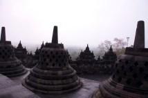 "Borobudur ""sunrise"""