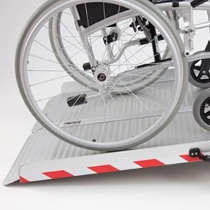 Ramps for wheelchairs and powerchairs