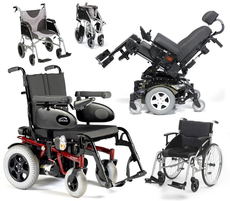 Wheelchairs Gloucestershire